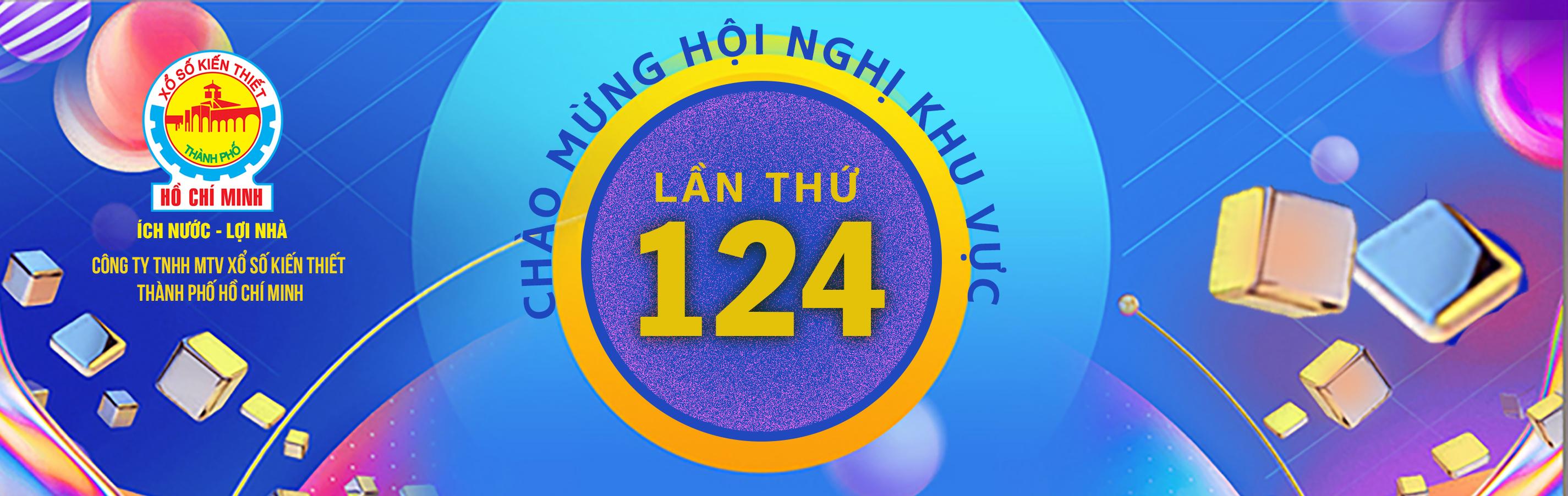Chào mừng hội nghị khu vực lần thưs 123 - HCM