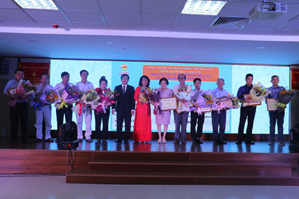 Công ty TNHH MTV Xổ số kiến thiết Tp Hồ Chí Minh: Phấn đấu thực hiện tổng doanh thu năm 2020 đạt trên 10.000 tỷ đồng