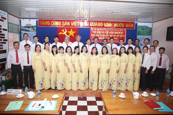 Công ty XSKT An Giang: Tổ chức Hội nghị sơ kết giữa nhiệm kỳ thực hiện Nghị quyết Đại hội lần thứ VII