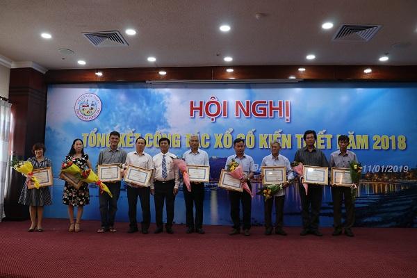 Công ty TNHH MTV Xổ số Kiến thiết tỉnh Bà Rịa – Vũng Tàu: Tổ chức Hội nghị tổng kết hoạt động năm 2018