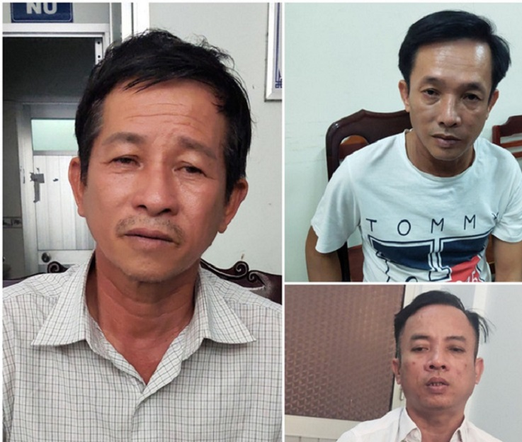 3 kẻ giả danh giám đốc công ty xổ số ở miền Tây để lừa đảo bị bắt