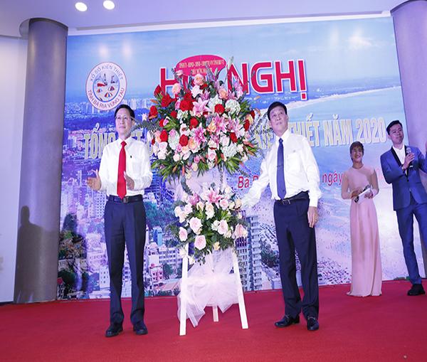 Công ty TNHH MTV Xổ số Kiến thiết (XSKT) tỉnh Bà Rịa – Vũng Tàu  tổ chức Hội nghị Tổng kết công tác xổ số kiến thiết năm 2020