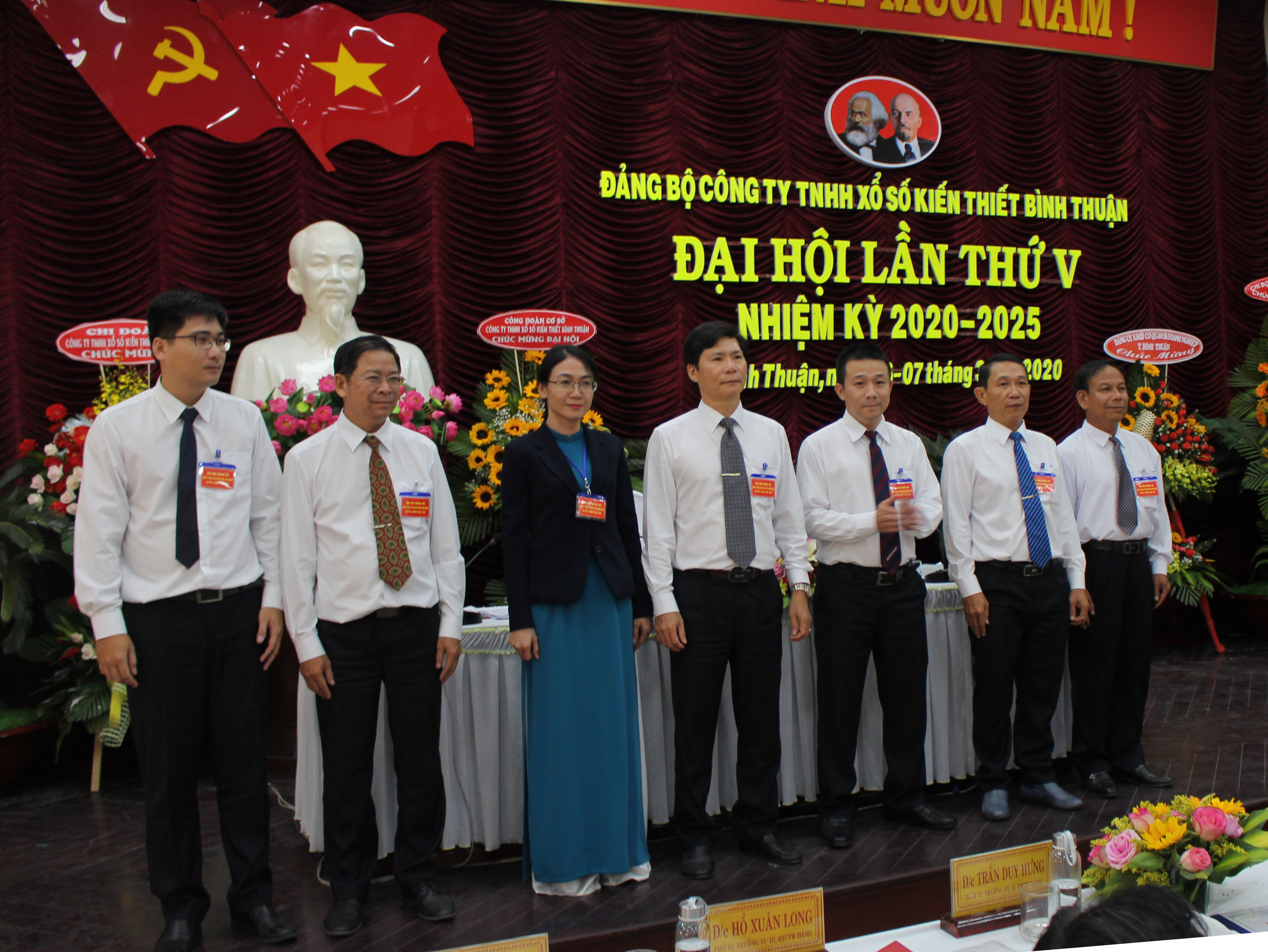 Đảng bộ Công ty TNHH MTV Xổ số kiến thiết Bình Thuận: Phấn đấu đạt mức tăng trưởng hằng năm từ 1-3%