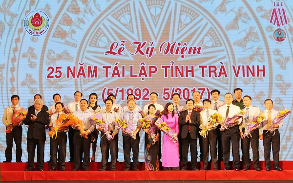Xổ số Trà Vinh chung tay đóng góp phúc lợi xã hội