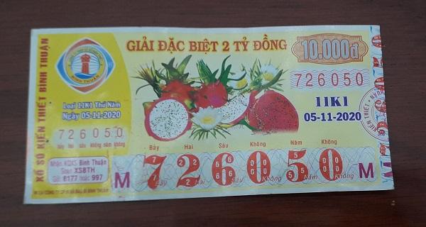 Công ty Xổ số Kiến thiết tỉnh Đồng Nai: Công bố thông tin trả thưởng kỳ vé 9K3