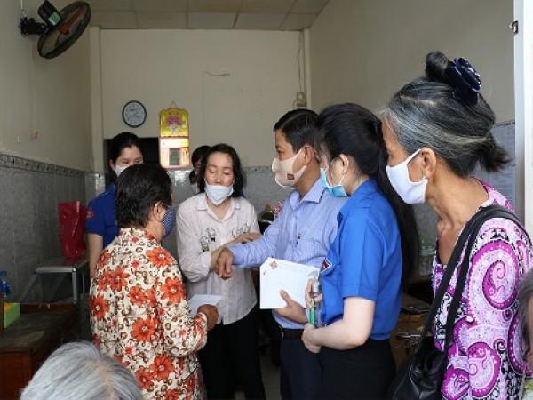 Công ty Xổ số Kiến thiết Vĩnh Long chủ động, chung tay cùng cả nước trong công tác phòng chống dịch bệnh COVID -19