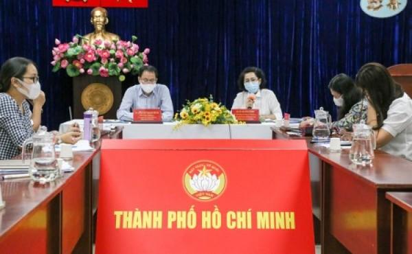 Đề xuất hỗ trợ bổ sung 4 tỉ đồng cho 5.000 người bán vé số tại TP.HCM
