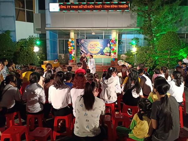 Công ty TNHH xổ số kiến thiết Bình Thuận: Nhiều hoạt động an sinh xã hội