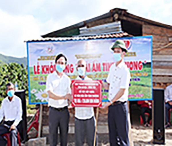 XSKT Bà rịa - Vũng Tàu trao Mái ấm tình thương cho người nghèo ở Đắk Lắk