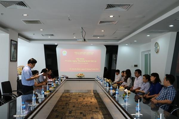 Công ty XSKT TP.HCM: Tổ chức các hoạt động kỷ niệm ngày thương binh liệt sỹ 27/7