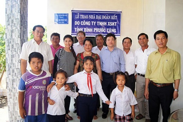 Công ty TNHH MTV XSKT & DVTH Bình Phước: Đóng góp quan trọng thúc đẩy phát triển vùng đất giàu tiềm năng