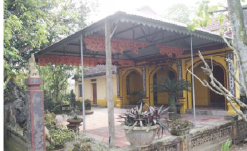 Bí ẩn ngôi đền thiêng phụ nữ đến xin cho chồng bỏ rượu ở Ninh Bình
