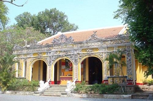 Linh thiêng chùa cổ Bửu Phong ở Đồng Nai