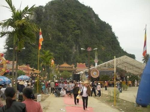 Linh thiêng cổ kính chùa Quán Thế Âm ở Ngũ Hành Sơn