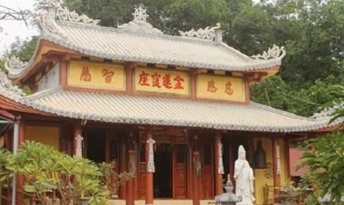 Bí ẩn đền thiêng Cô Đôi - Cầu Má ở Hà Giang