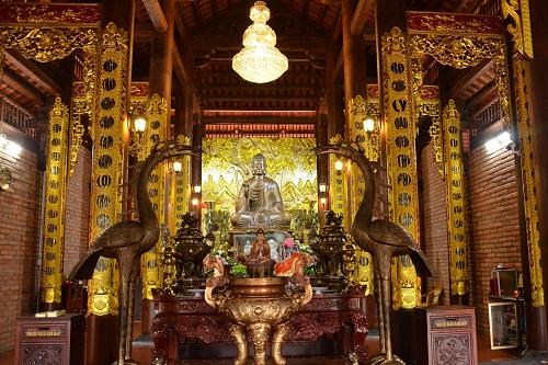Thiền Viện Trúc Lâm Phương Nam Cần Thơ: Điểm du lịch tâm linh nổi tiếng Tây Nam bộ.