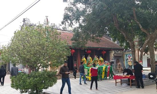 Một ngôi đền khác cũng thờ Quan thanh tra giám sát ở Lạng Sơn